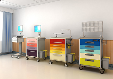 Hospital Trolley Solution