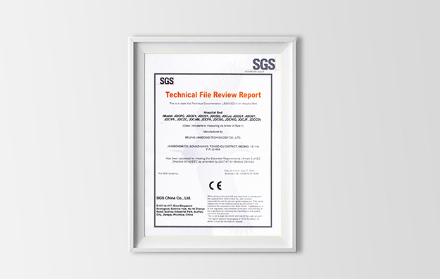 Technical File Review Report