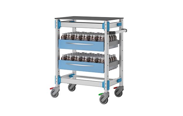 Medicine Trolley C