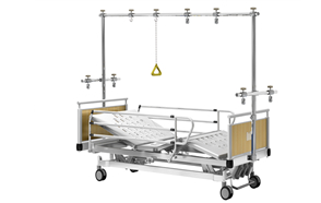 MEGA Orthopedics Traction Two Functions Bed