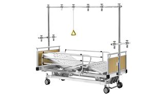 MEGA Manual Orthopedics Traction Three Functions Bed