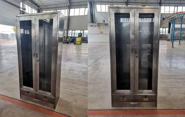 SS Storage Cabinet B