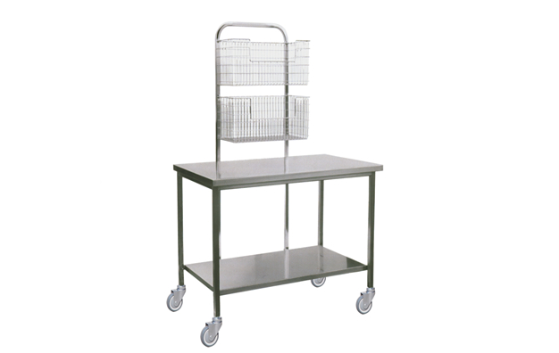 SS Mobile Packing Table