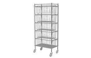 Basket Rack Trolley A