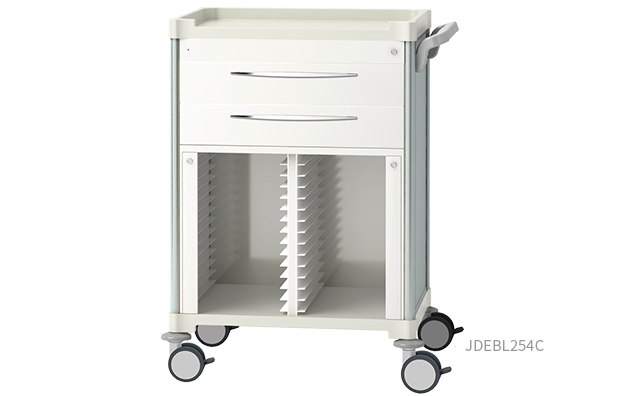 Medical Record Trolley