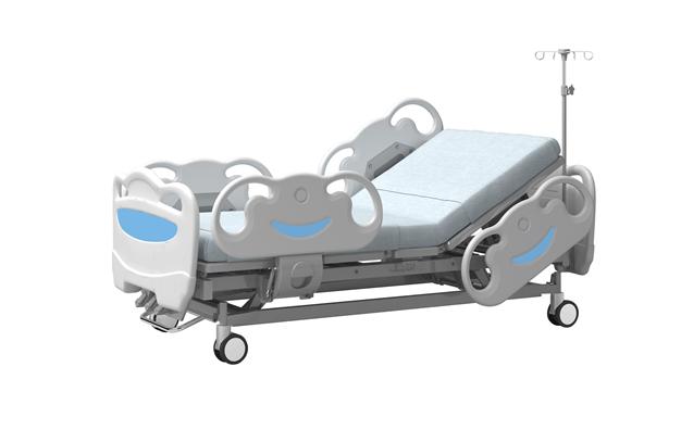 LORI Manual Three Functions ABS Bed
