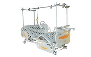 LORI Manual Orthopedics Traction Three Functions Bed
