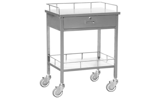 SS Instrument Trolley C