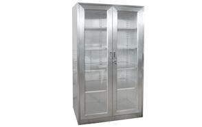 SS Storage Cabinet C