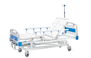 Hospital Manual Three Functions Bed B