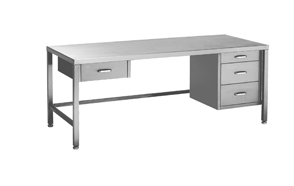 SS Packing Table