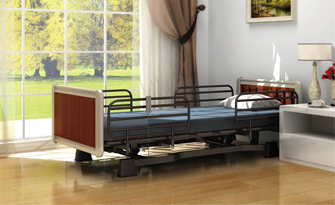 The functional requirements of homecare beds for the elderly