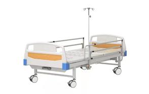 ANRI Manual Single Function Bed